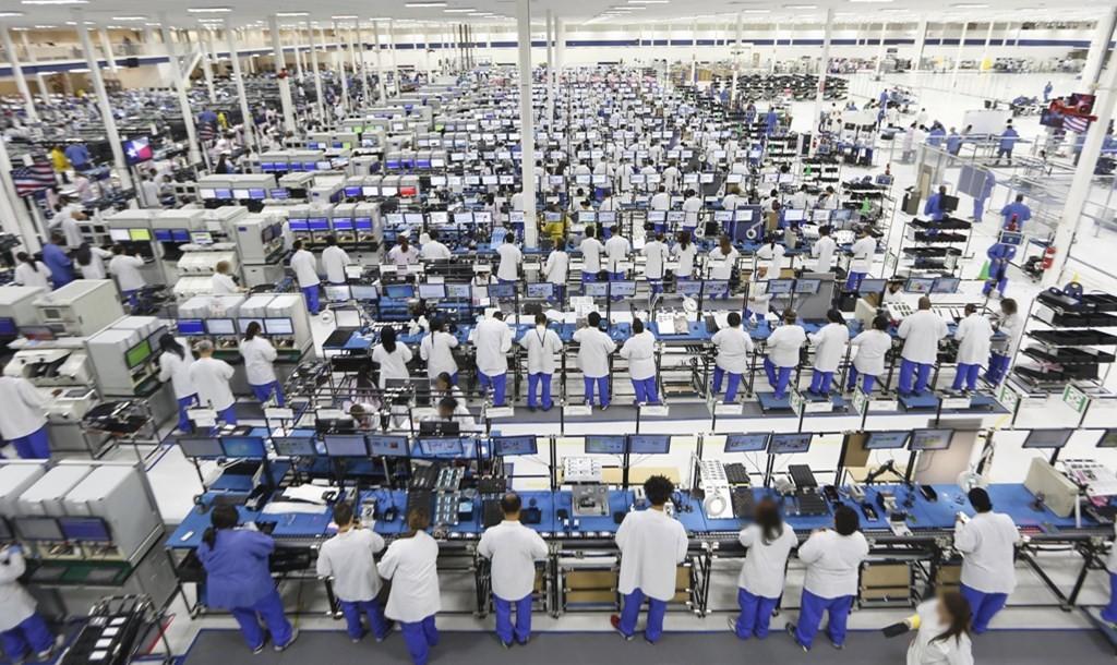 smartphone manufacturing