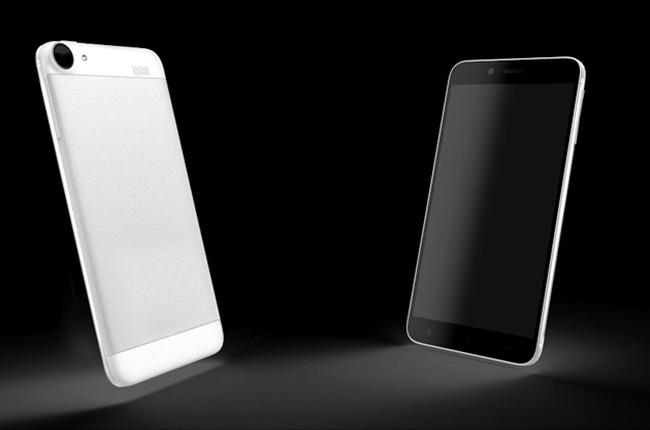 smartphone prototype
