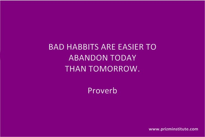 smartphone bad habbits