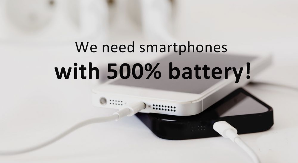 smartphone funny battery quote