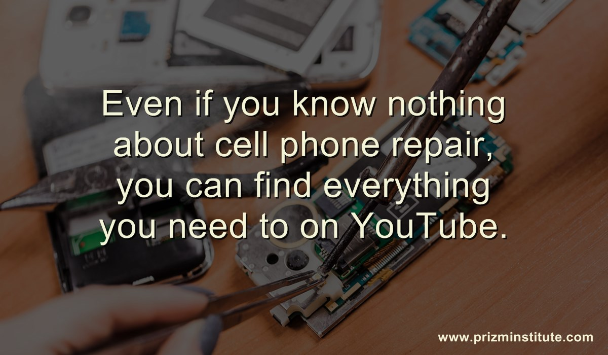 cell phone repair quote