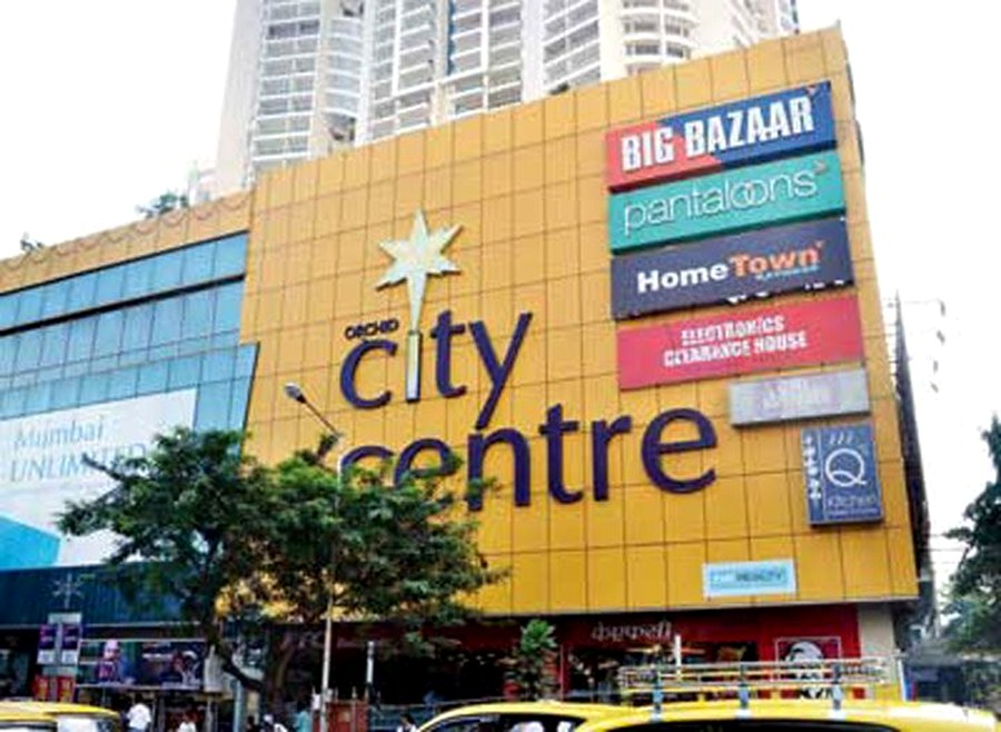 orchid city centre mall in Mumbai