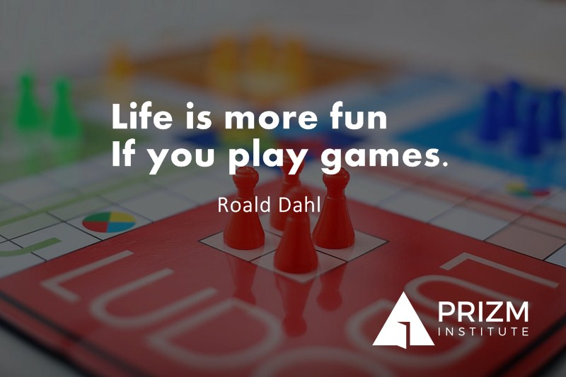 Life is more fun If you play games quote